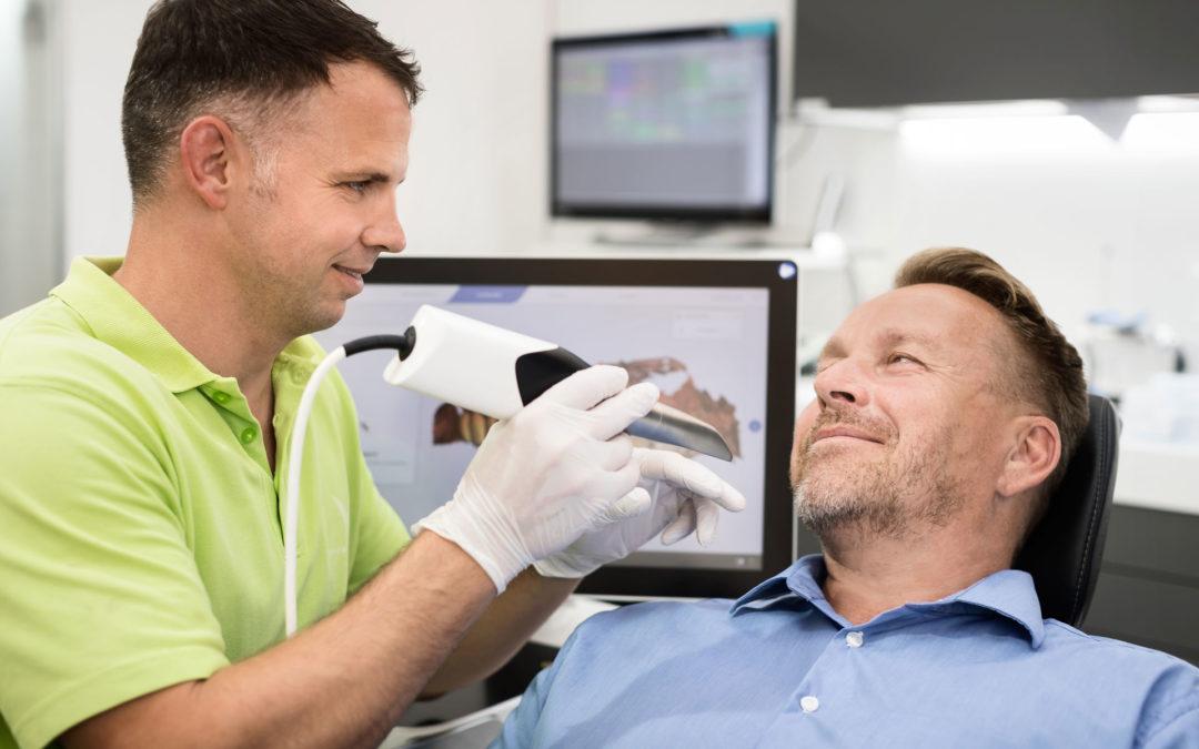 Scan statt Abdruck in unserer modernen Zahnarztpraxis in Erfurt:  vier Gründe, warum unserer Patienten begeistert sind